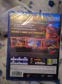 Crash bandicoot brand new seal pack Oslo, 0862