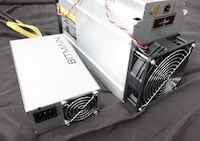 ANTMINER S9 WITH UPS PISCATAWAY
