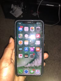 Black iPhone X East Point, 30344
