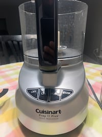 Cuisinart prep 11 plus food processor