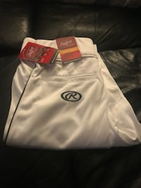 NEW TAGS RAWLINGS MENS SIZE SMALL BSEBLL PANTS Sycamore, 60178