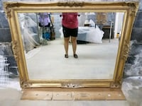 brown wooden framed wall mirror Morristown, 37813