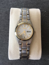 beautiful women's seiko watch  Ottawa, K1N
