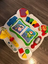 LeapFrog Learn & Groove Musical Table 록빌, 20850