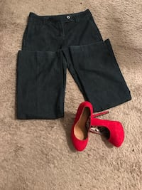 Editor jeans size 6 New Orleans