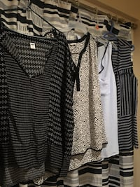 women's three assorted clothes Laval, H7W