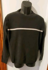 Nyne Long Sleeve Black Shirt Mens Medium  Middletown, 21769