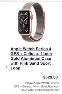 Series 4 Apple Watch with GPS and Cellular Baltimore, 21209
