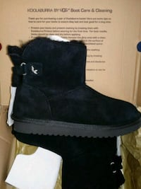 pair of black UGG boots Annapolis, 21403
