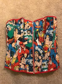 DC Themed Corset  Seattle, 98126