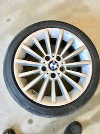 "17"" bmw rims in good condition set of 4  Bradford West Gwillimbury"