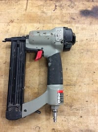 Porter and cable nail gun fishing model #BN125A.