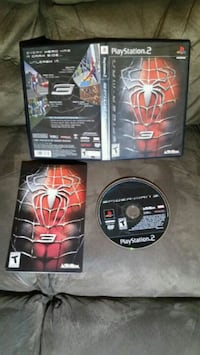 PS2 Spider-Man 3 complete Pearland, 77584