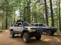 1997 Toyota 4Runner LIMITED 4X4 4AT Salem