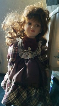 porcelain doll in blue dress Henderson, 89011