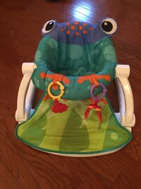 Fisher Price Sit Me Up Tropical Frog With Teethers Shreveport, 71118