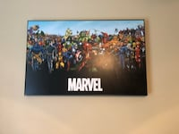 Marvel canvas Raceland, 70394