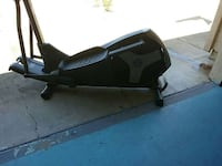 black and gray elliptical trainer Yuba City, 95993