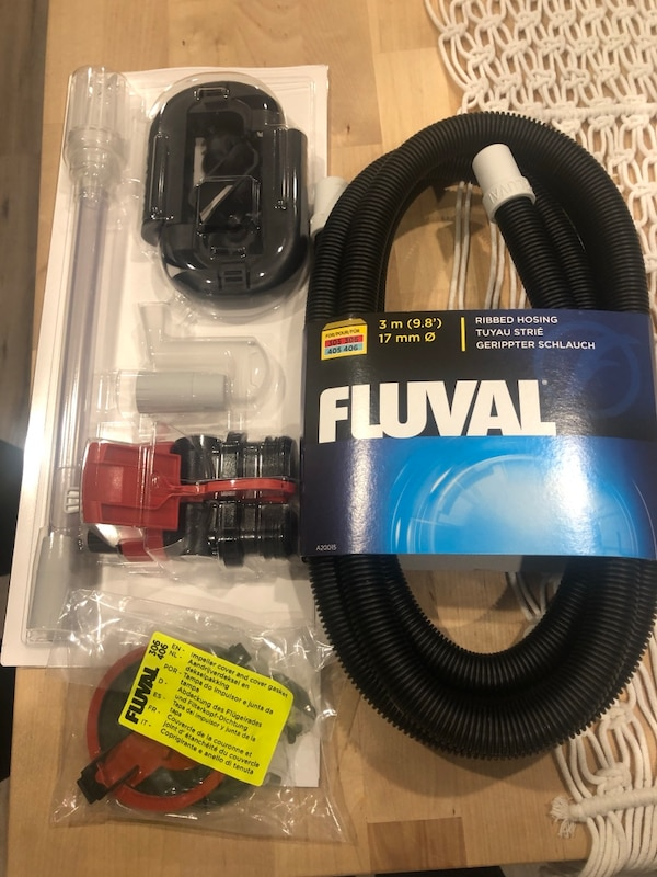FLUVAL 406 canister filter  c6cf3323-994f-4dcf-a056-8dc0e90d3dc1