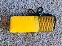 NEW Heavy Duty Yellow Poncho and Case Gaithersburg, 20877