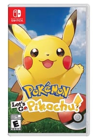Brand New Pokemon for Switch Whitchurch-Stouffville, L4A 0T1