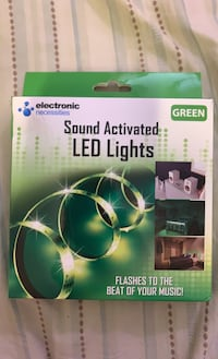 Sound activated LED lights Los Angeles, 90033