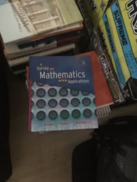 Textbook a Survey of Mathematics with Applications Greensboro, 27410