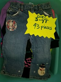 2T-3T girls clothes  Copper Canyon