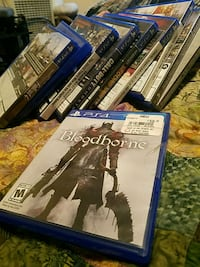 Bloodborne PS4 unopened Long Beach, 90802
