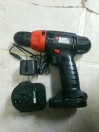 Black and Decker drill needs new battery