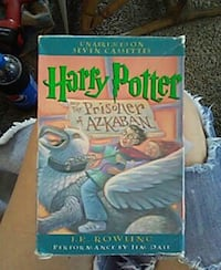 Harry potter. Prisoner of Azkaban Kirksville, 63501