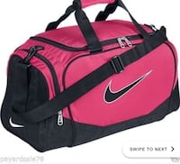 Nike duffle bag used twice great condition Shippensburg