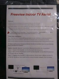 Free tv . Peasant view tv. Old school tv free for life. Trades welcom