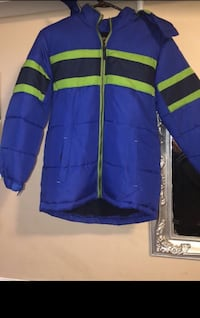 Boys Winter jacket size 10/12 m