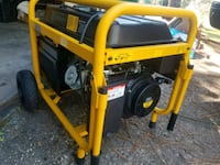 yellow and black portable generator Navarre, 32566
