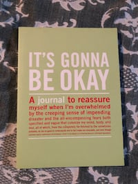 NEW 'IT'S GONNA BE OK' JOURNAL!!!