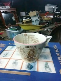 Antique Coffee Cup Terrell, 75160
