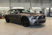 2013 Ford Mustang 6SPD One Owner  Calgary
