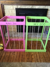 Used Stuffed Animal Toy Zoo Storage Organize For Sale In Manchester
