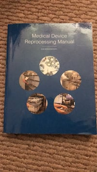 Medical device reprocessing manual Toronto, M6A 1X6
