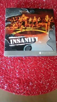 .Insanity work out $30