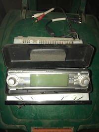 Sony Car Stereo Great Working Condition  Toronto, M4J 2G6