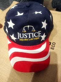 Justice Injury Lawers ball cap Henderson, 89002