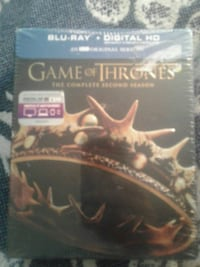 BluRay Season 2 Game Of Thrones London, N6B 1G8