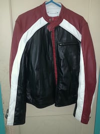 Genuine leather Wilson jacket