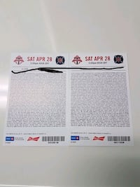 TFC vs Chicago fire tickets