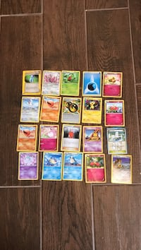 assorted Pokemon trading card collection Midland, 79705