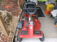 red and black zero turn mower Wall, 15148