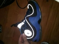 blue-and-black Nike basketball shoes Gaithersburg, 20879