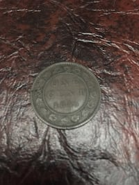 1859 Canadian 1cent Calgary, T2Y 2L5